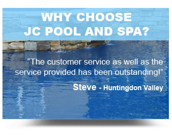 JC POOL and Spa